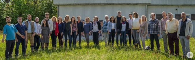 Das Kollegium der Musikschule Oberhaching