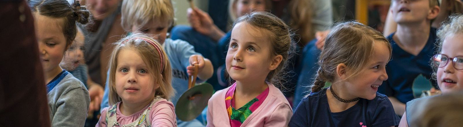 Tag der offenen Tür - Mitmachaktion für Kinder